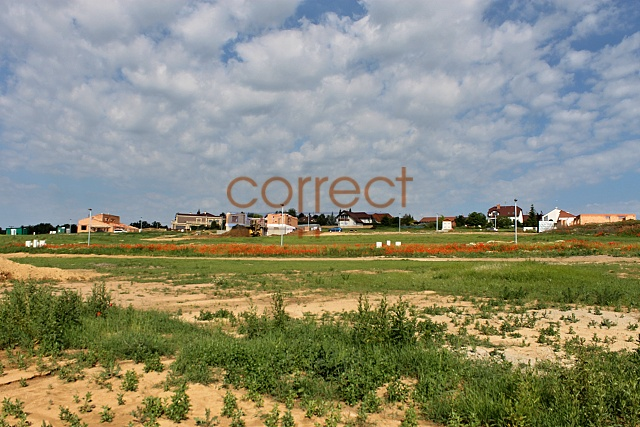 Lukrativní stavební pozemek v krásném prostředí, CP 1.435 m², Rozdrojovice