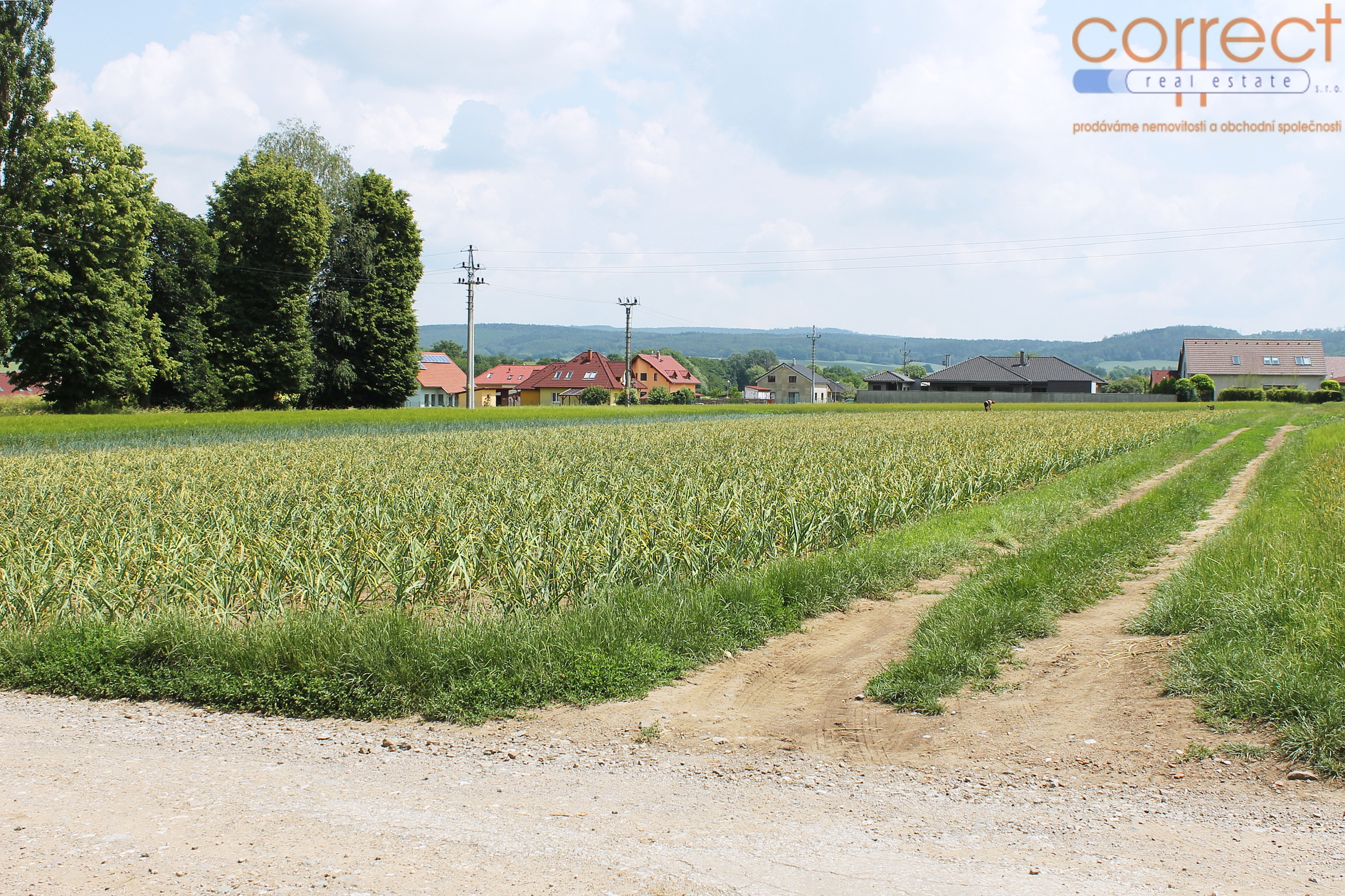Prodej stavebního pozemku, CP 3.990 m², Drásov