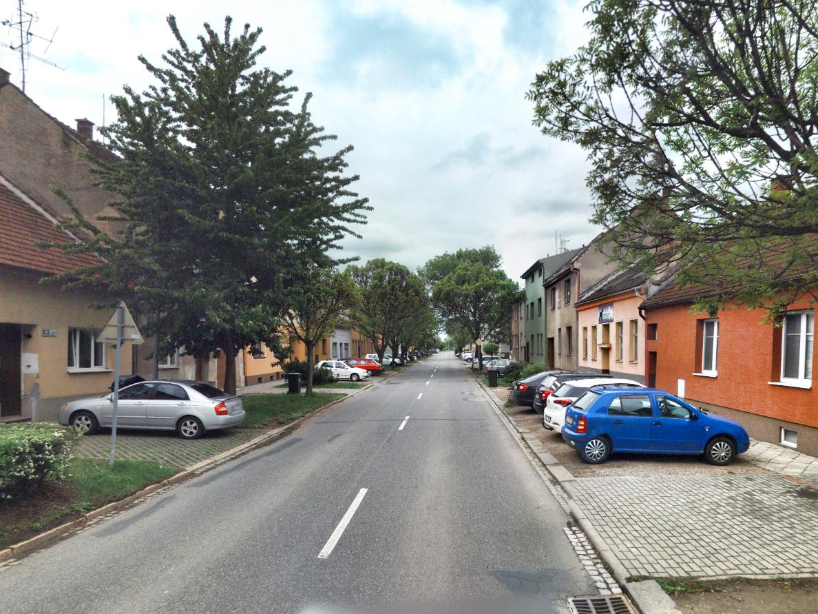 Pronájem pokoje, ul. Kšírova, Brno