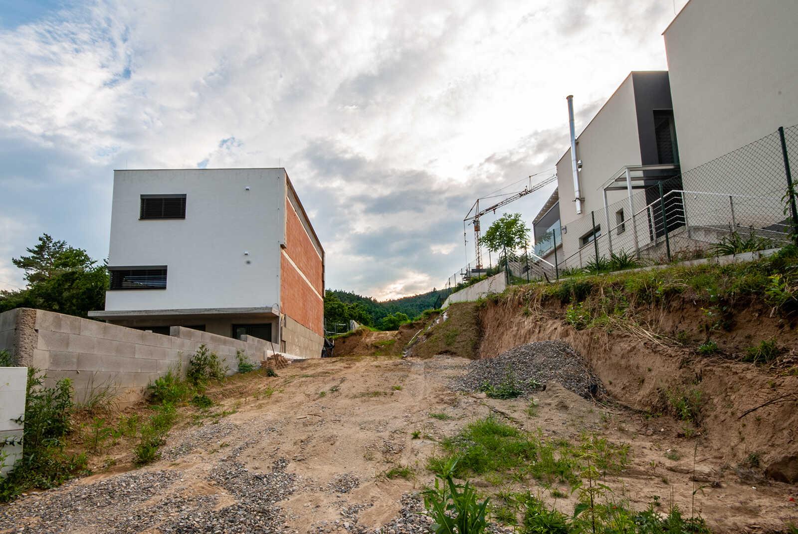 Prodej pozemku k okamžité výstavbě, 450 m², Brno-Jundrov