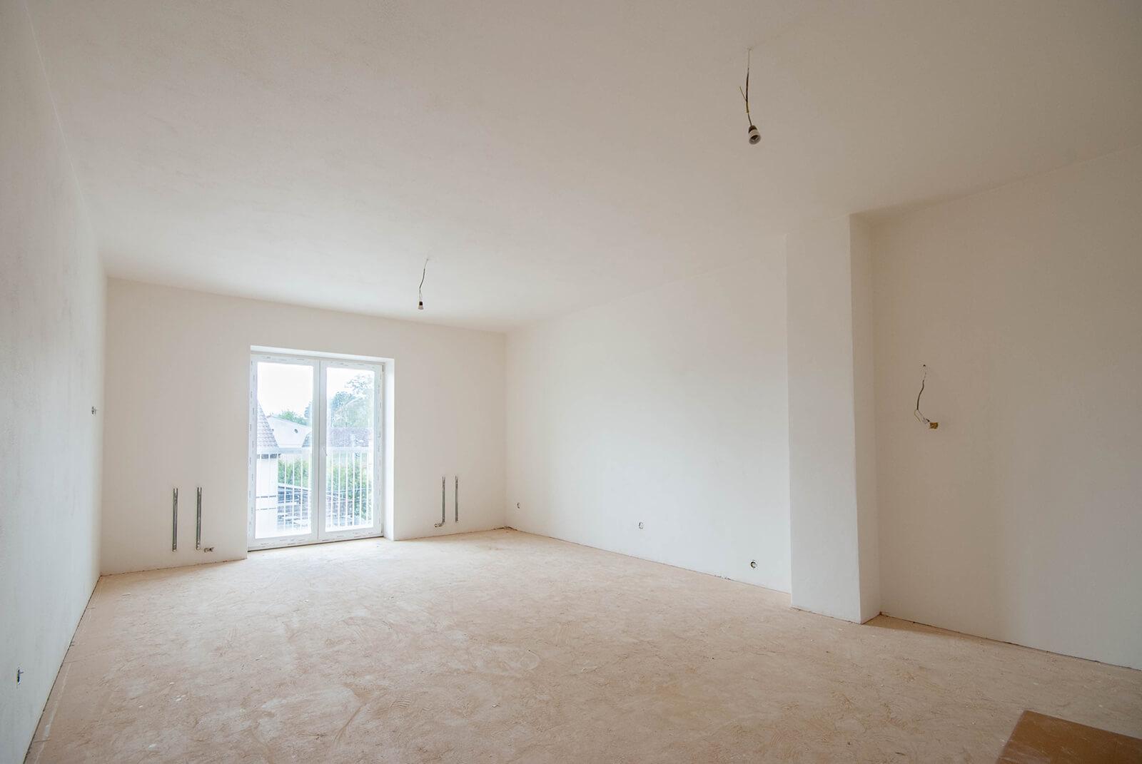 Novostavba bytu č. 3 o velikosti 1+kk Hustopeče