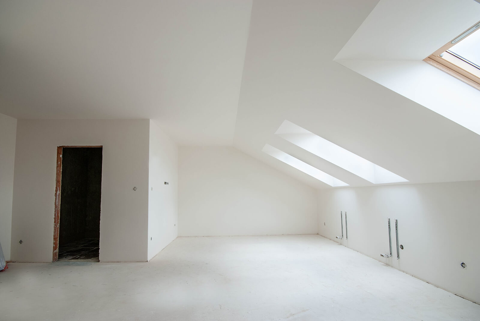 Novostavba mezonetového bytu č. 14 o velikosti 1+kk s úložným prostorem, Hustopeče