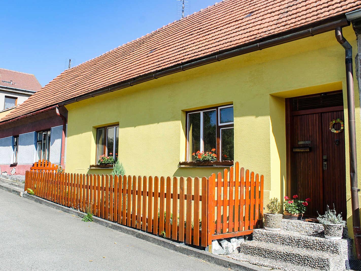 Prodej RD, c.p. 160 m², s garáží, terasou a zahrádkou, Kralice nad Oslavou
