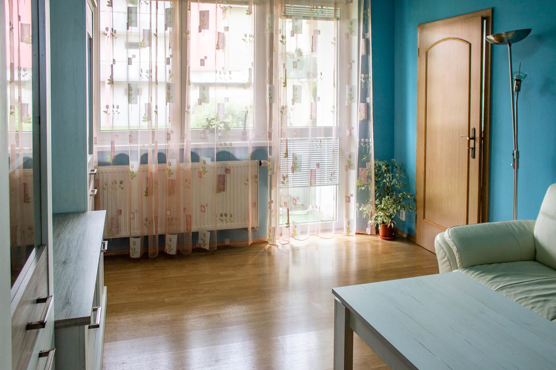 OV 3+1 Žebětín, c.p. 79 m², cihla, lodžie, parkovací stání