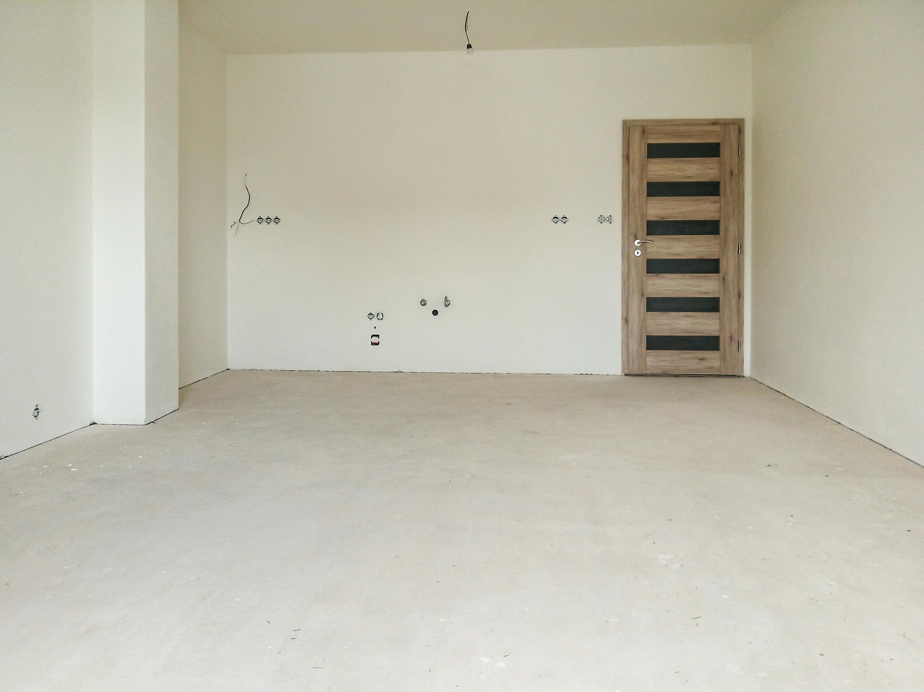 Novostavba bytu č. 11 o velikosti 1+kk Hustopeče