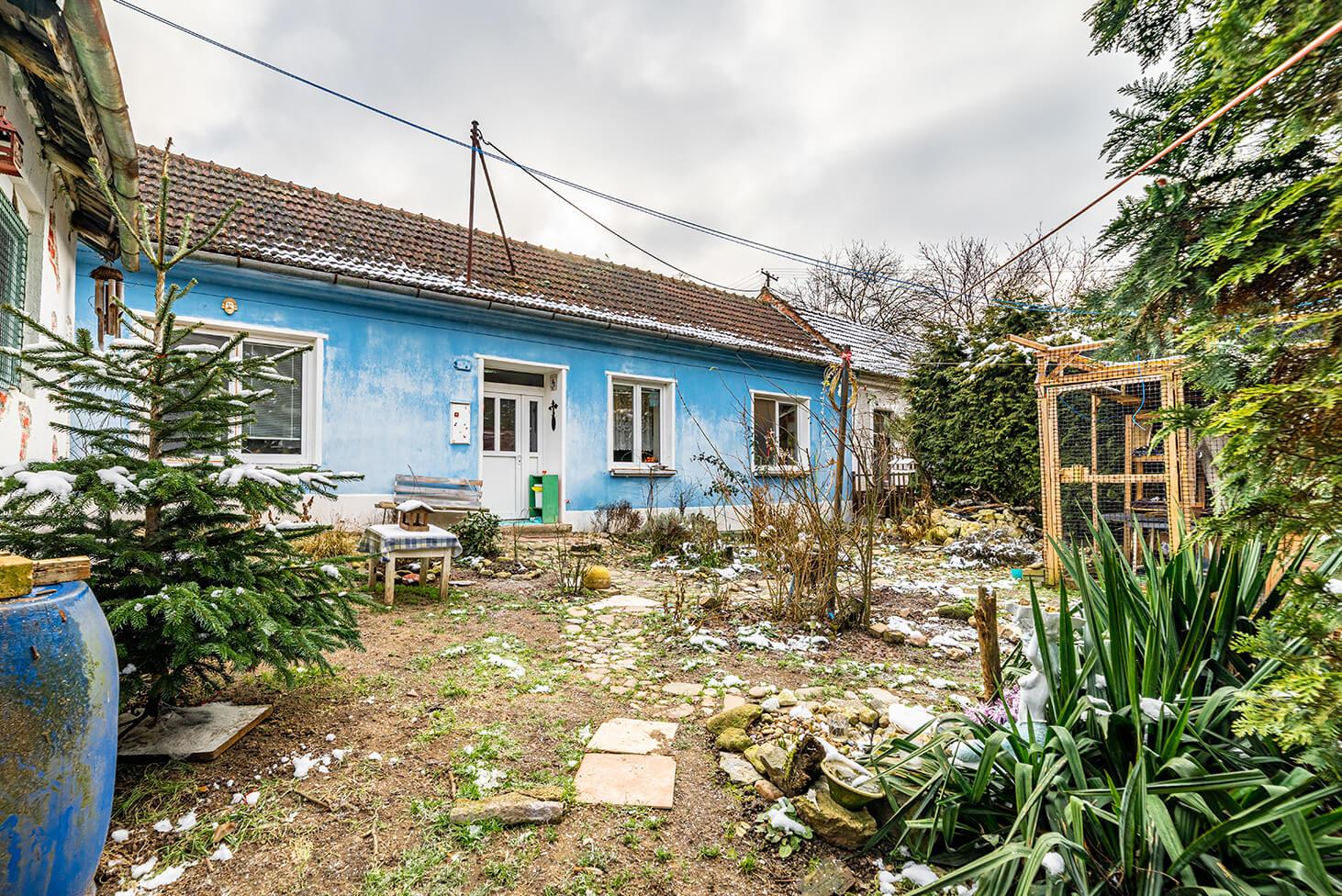 Prodej RD se zahradou, CP 456 m², Adamov