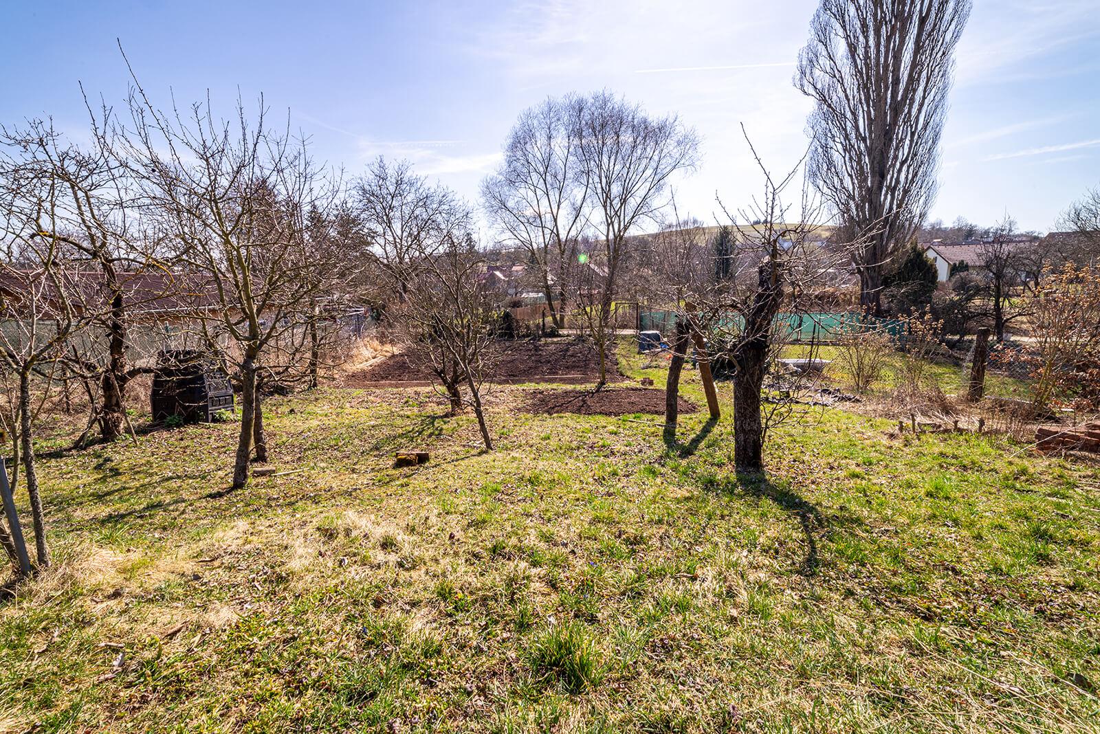 Prodej stavebního pozemku, 954 m², Říčany u Brna