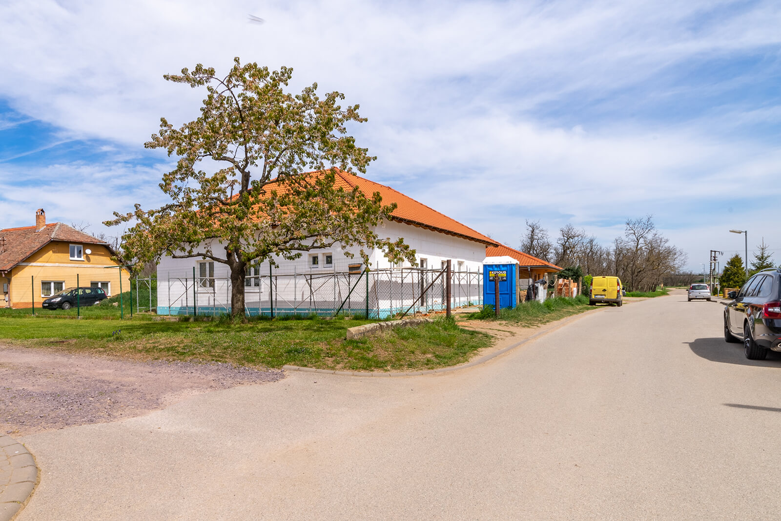 OV 5+kk se  zahradou, Krhovice, pozemek 240 m²